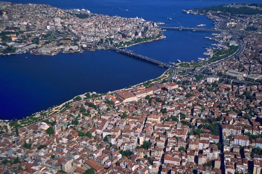 The Geography of Istanbul   Discover Istanbul