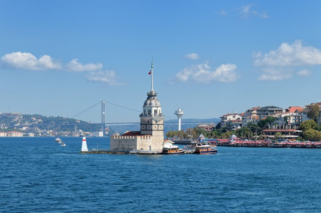 istanbul-Maiden-tower