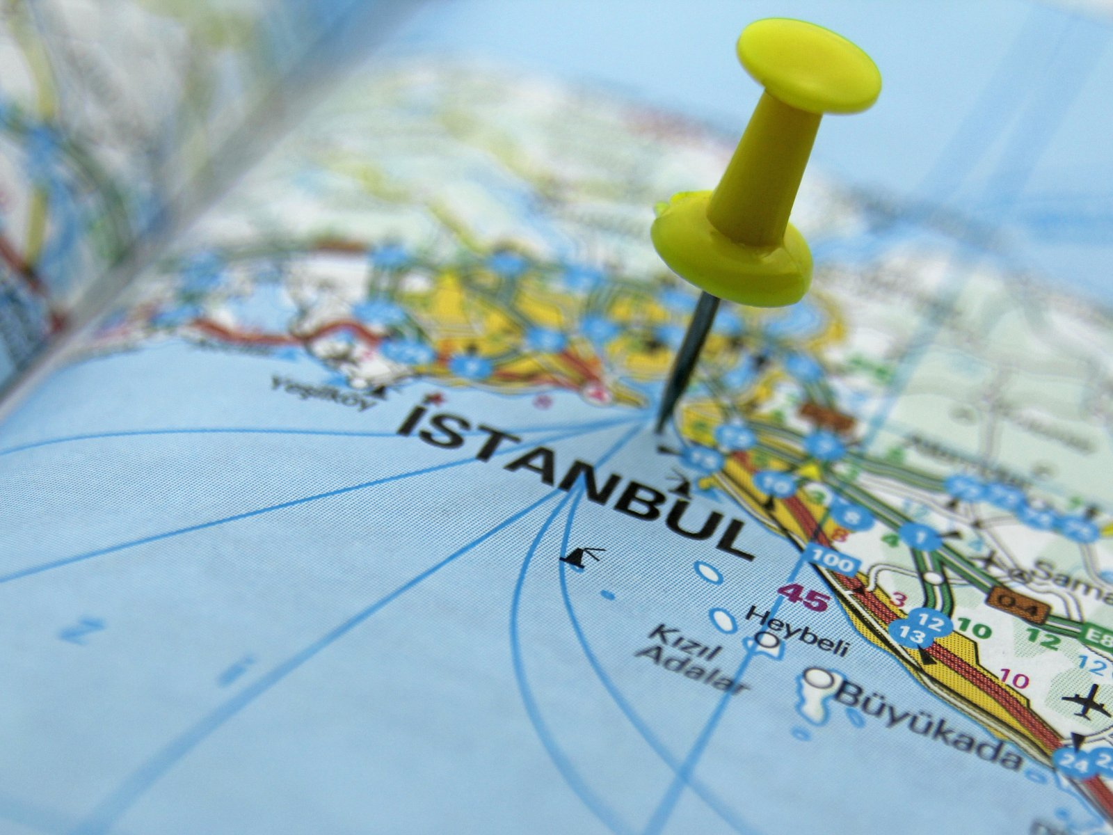 Places near Istanbul