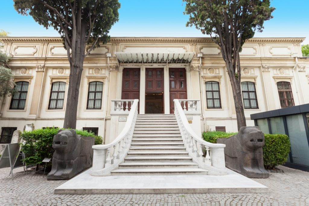 Istanbul-Archaeology-Museum